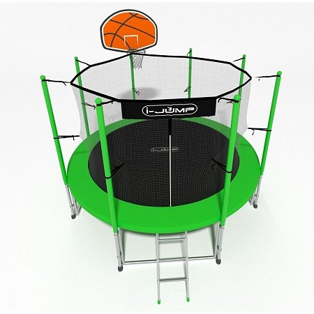 Батут i-Jump Basket 6ft green