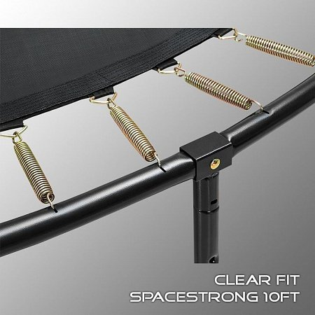 Батут Clear Fit SpaceStrong 10ft